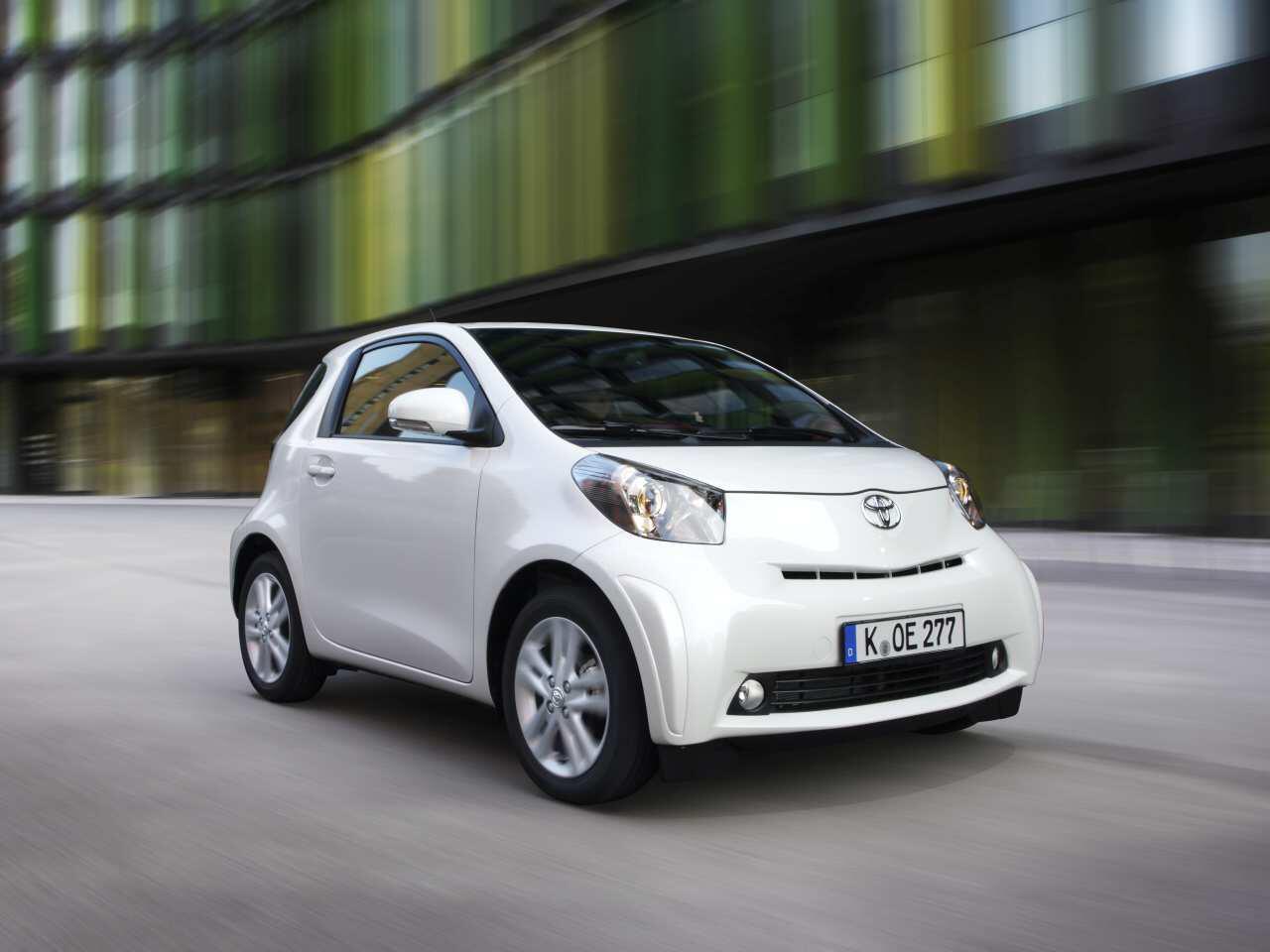 Bild zu Toyota iQ