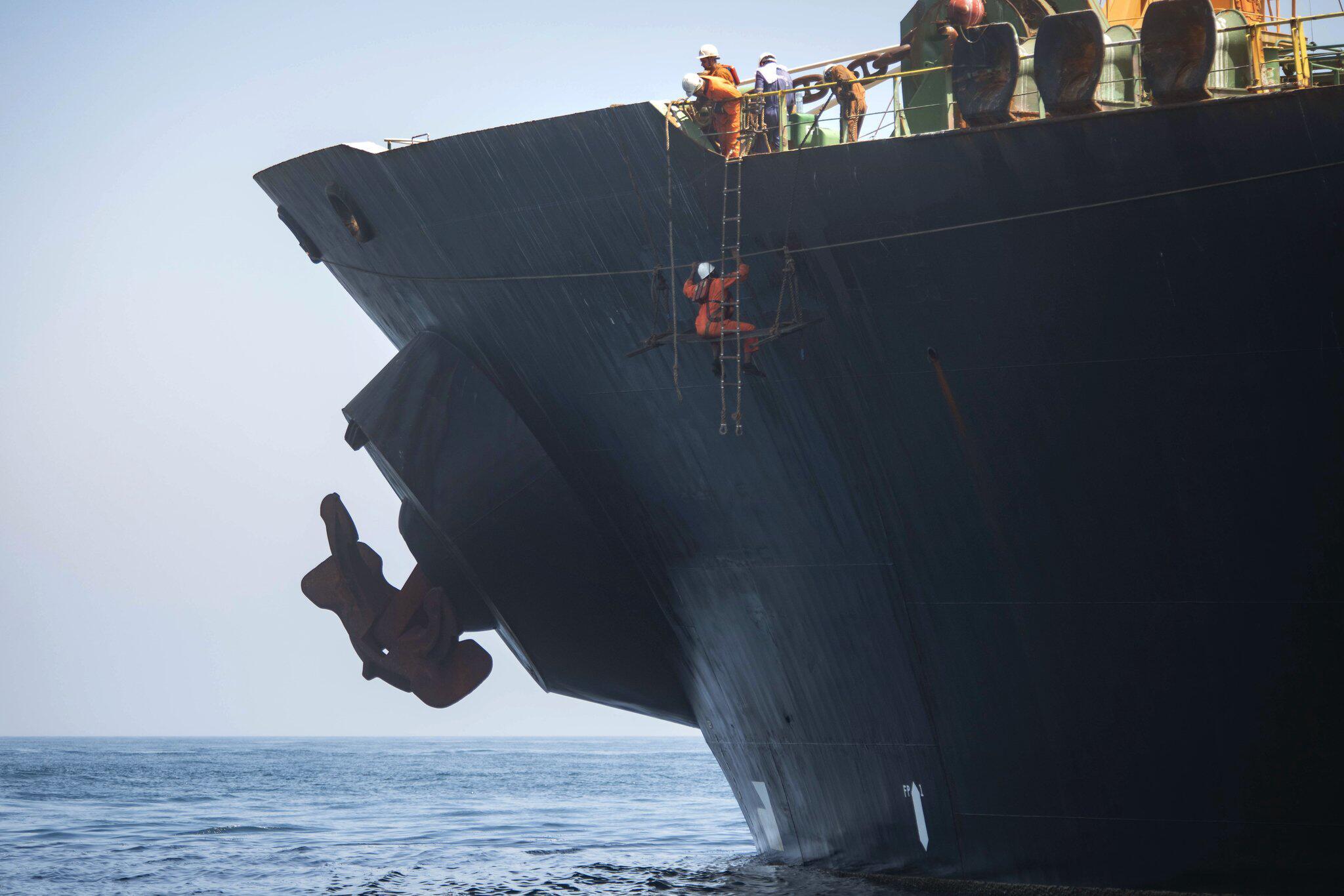 Streit um iranischen Tanker: Gibraltar widersetzt sich den USA