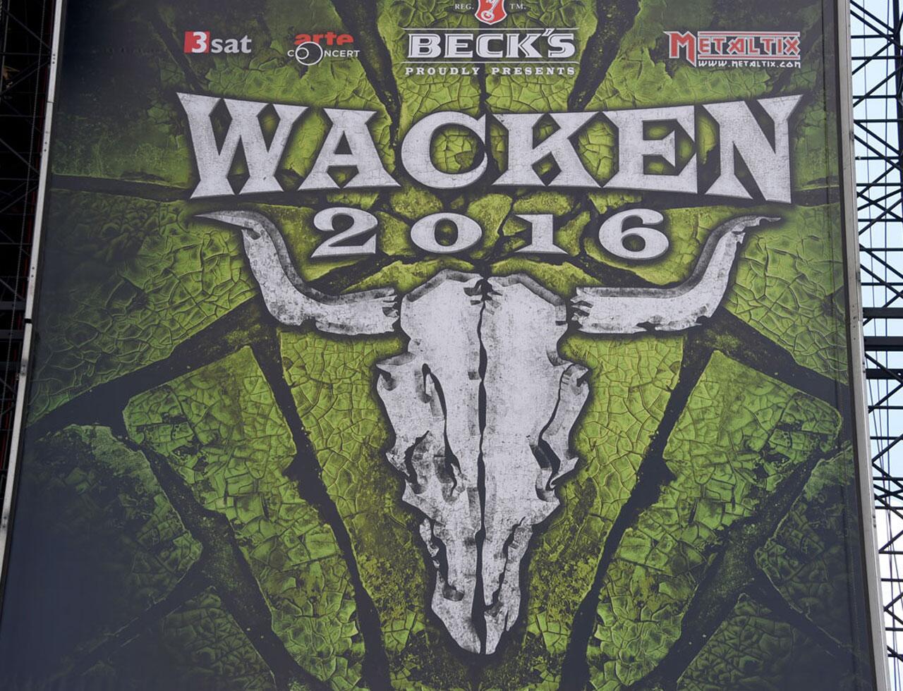 Bild zu Wacken, Open-Air