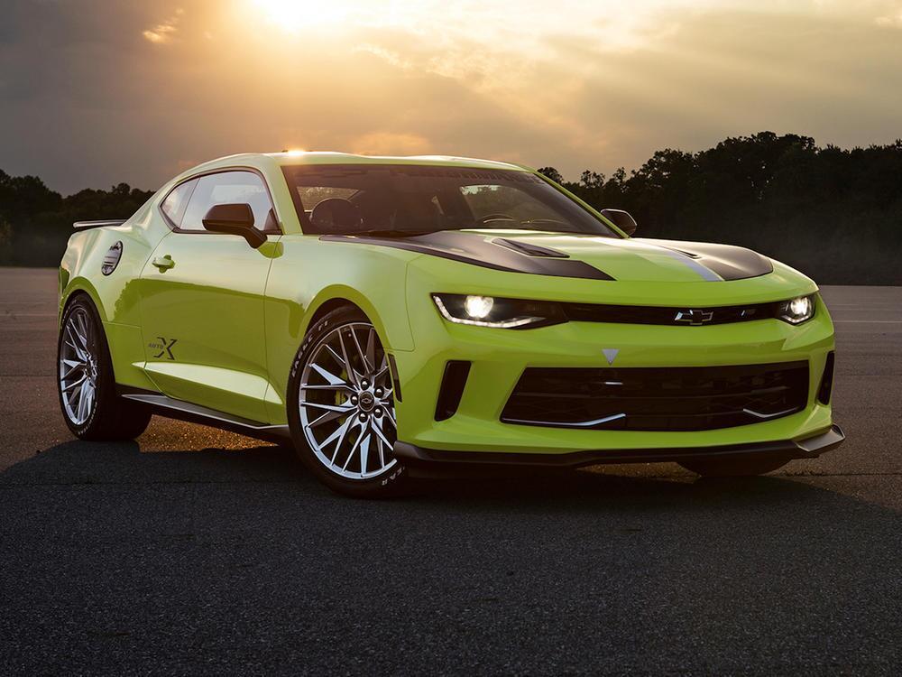 Bild zu Chevrolet Camaro Turbo AutoX Concept