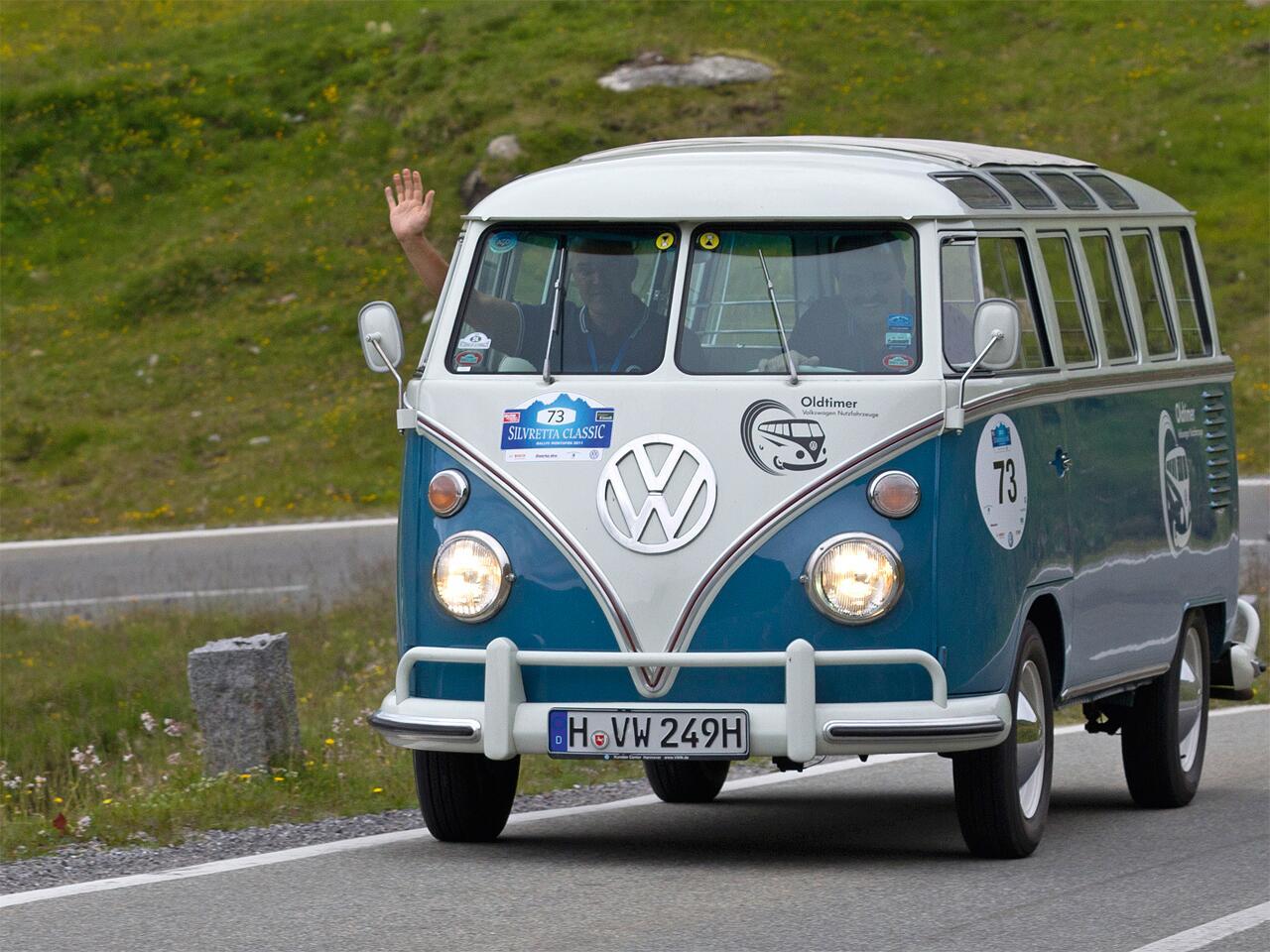 Bild zu VW Bulli