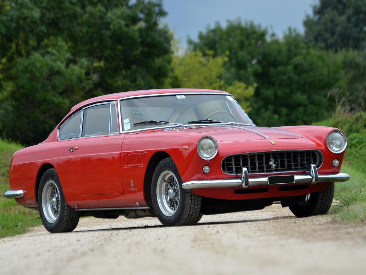 Bild zu Ferrari 250 GTE (1962)