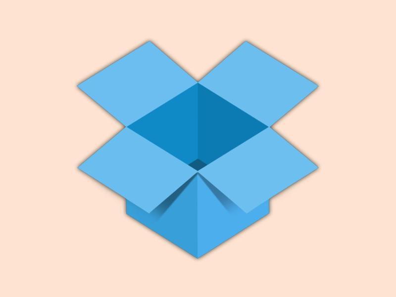 Bild zu Dropbox