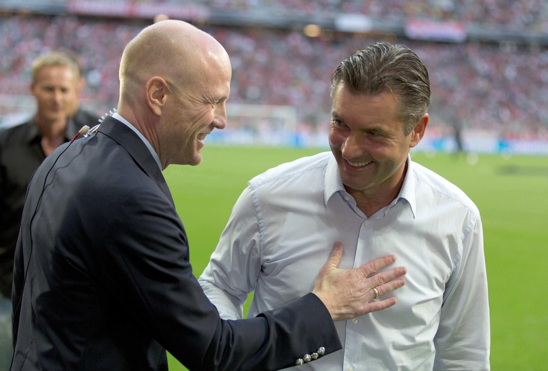 Bild zu Matthias Sammer, Michael Zorc, Borussia Dortmund