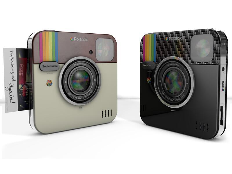 Bild zu Instagram Socialmatic Camera