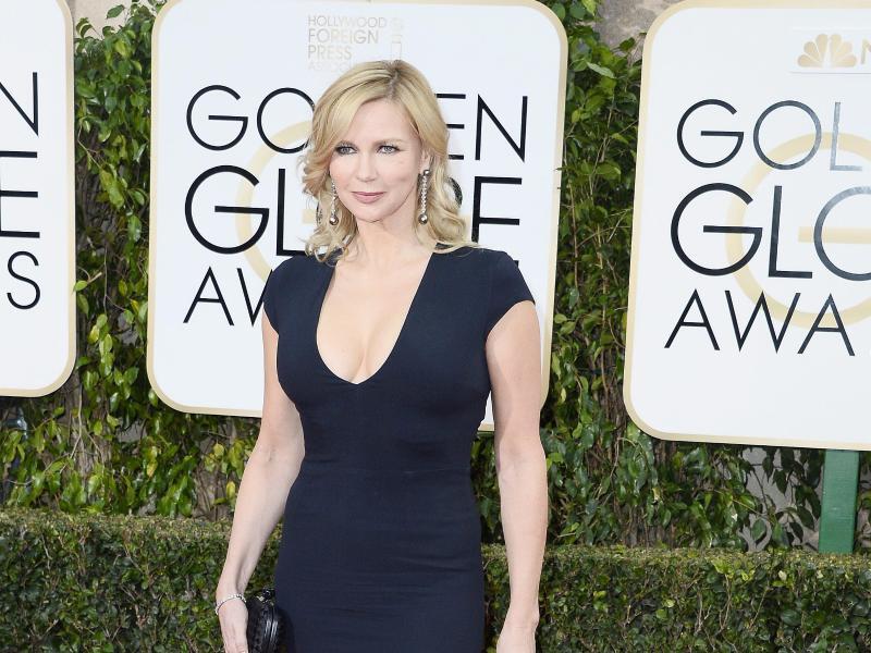 Bild zu Golden Globes - Veronica Ferres