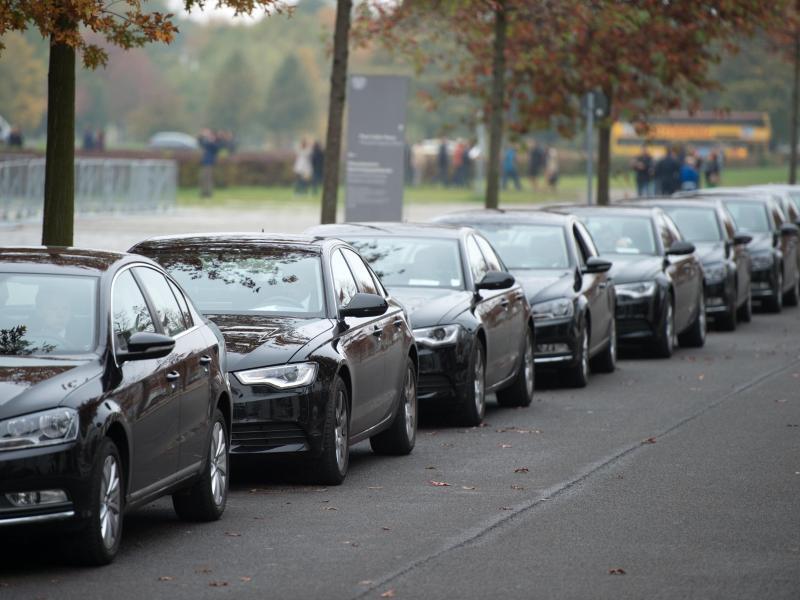 Bild zu Bundestag Fahrbereitschaft
