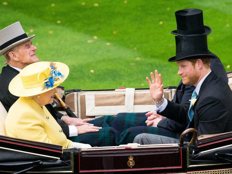Bild zu Royal Ascot