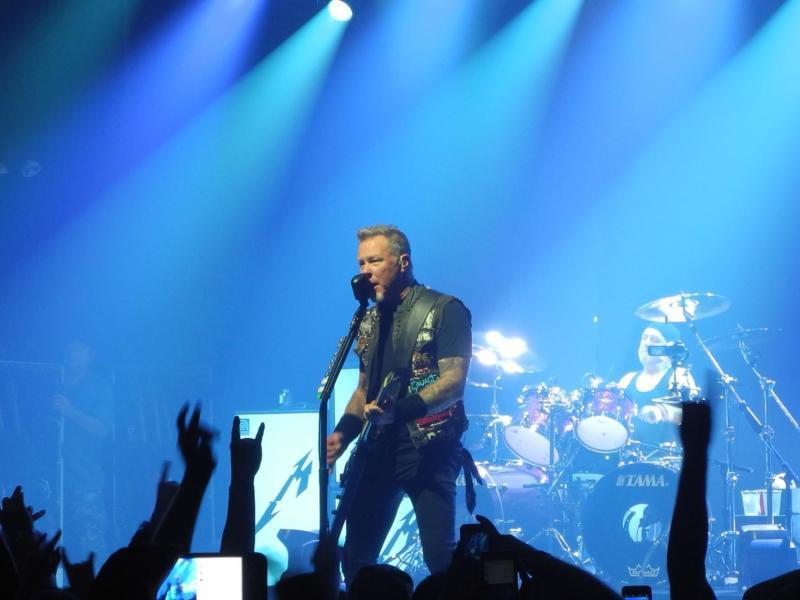 Bild zu Metallica