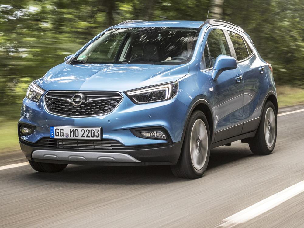 Bild zu SUVs: Platz 3 - Opel Mokka