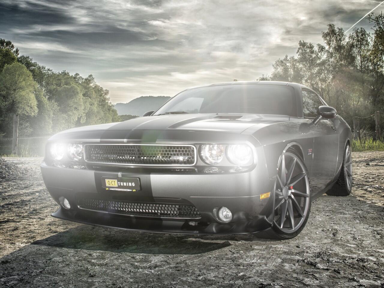 """Bild zu Dodge Challenger """"OCTSRT8-700"""" von O.CT"""