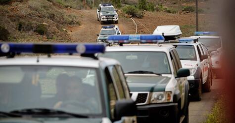 Frau und Kind aus Deutschland in Teneriffa-Höhle tot gefunden