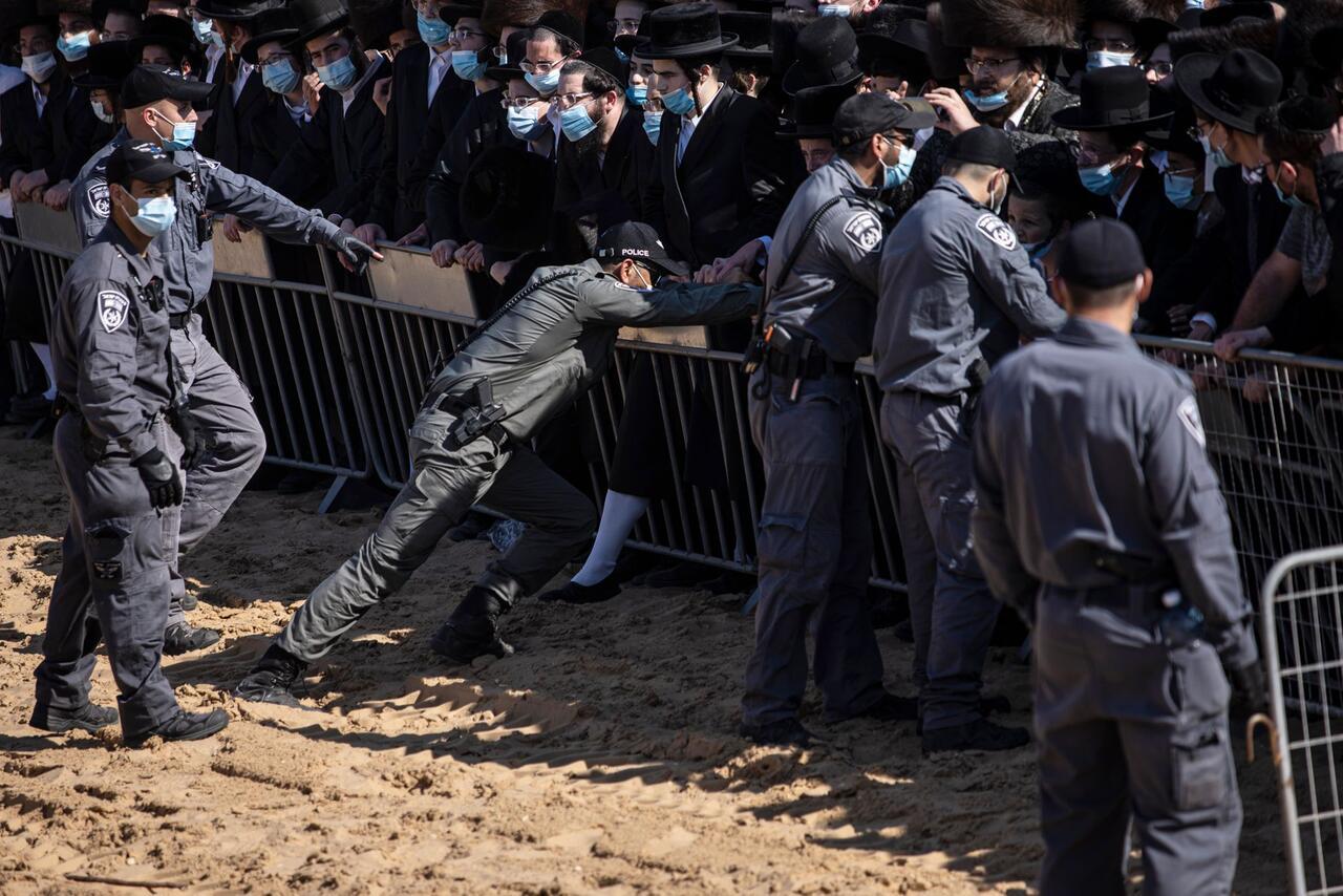 Bild zu Corona-Krise in Israel