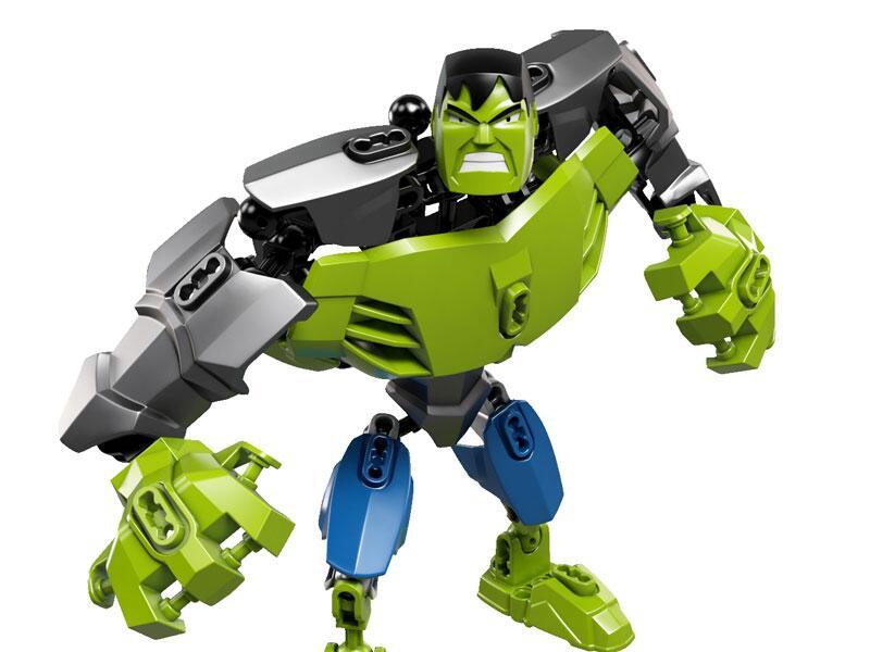 Bild zu Hulk