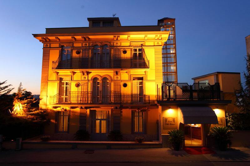 Bild zu Hotel Villa Traiano (Benevento, Italien)