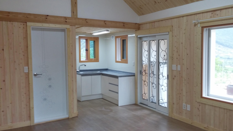 Bild zu Mini-Haus, Küche