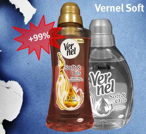 Bild zu Vernel Soft & Oil von Henkel