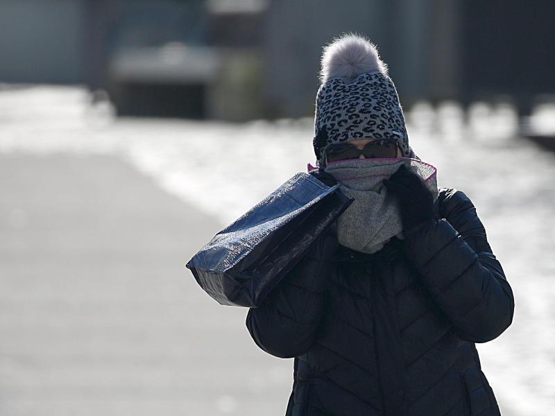 Bild zu Sonniges Winterwetter