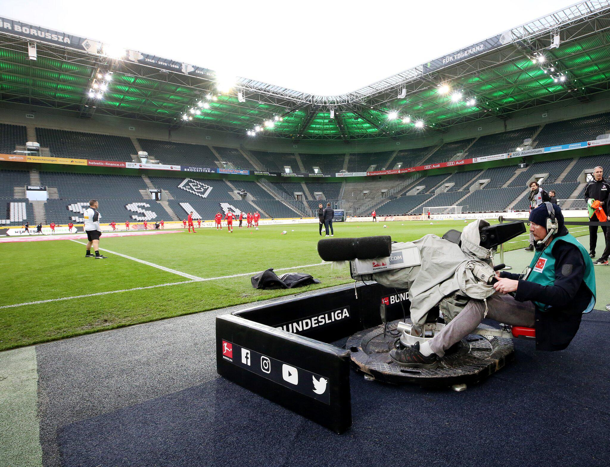 Bild zu Borussia Mönchengladbach - 1. FC Köln