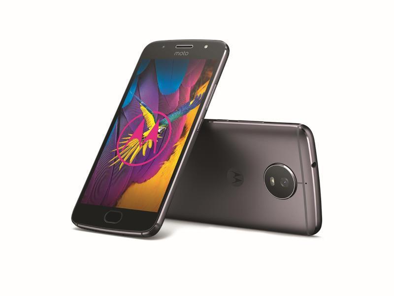 Bild zu Motorola-Smartphone G5