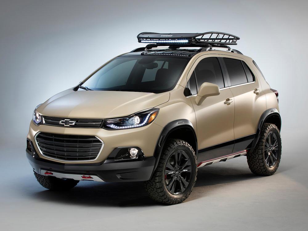 Bild zu Chevrolet Trax Activ Concept