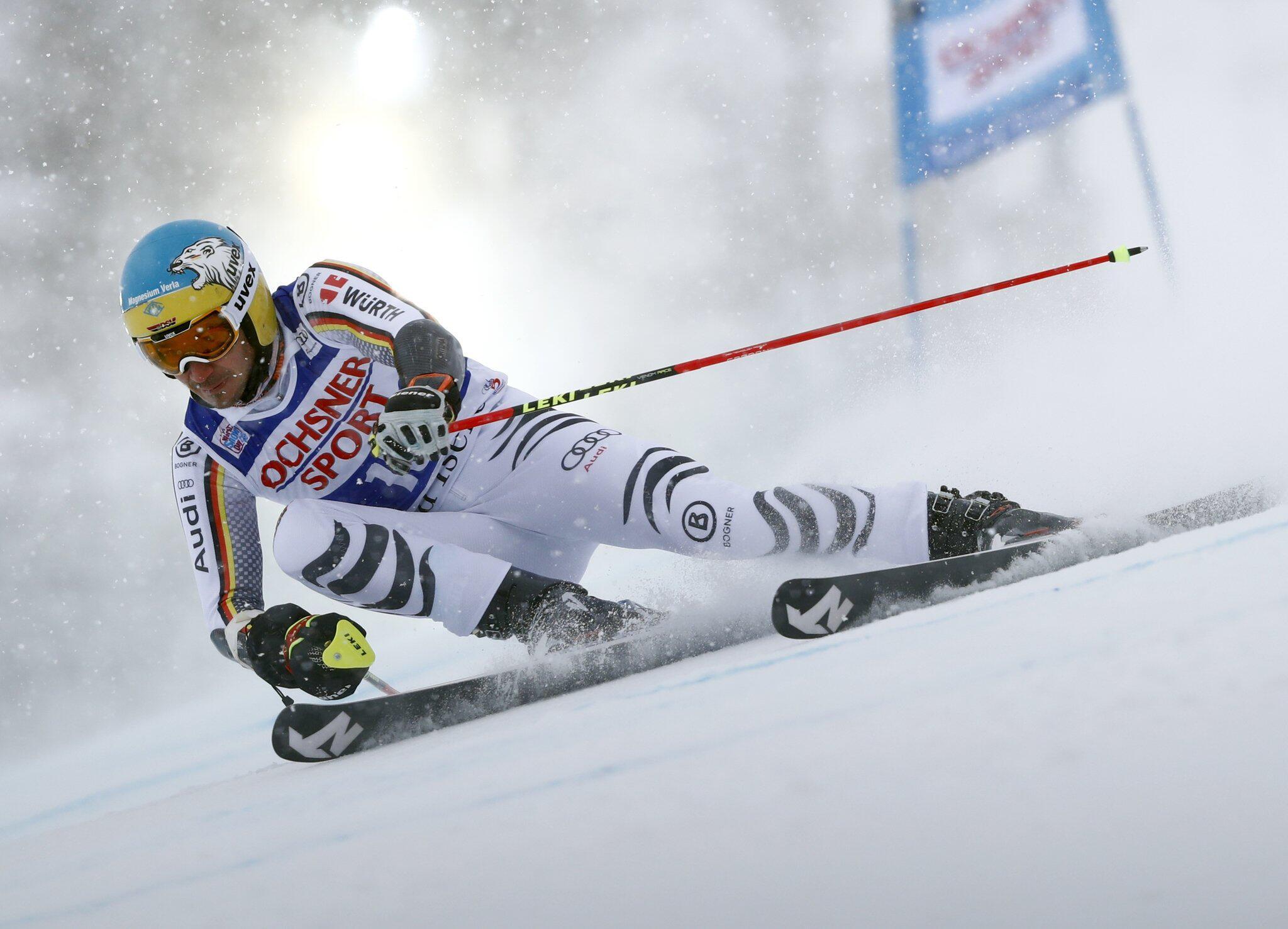 Bild zu Ski alpin: Weltcup Val d'Isere