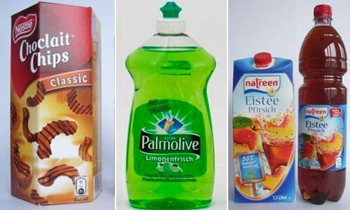 Bild zu verschiedene Produkte