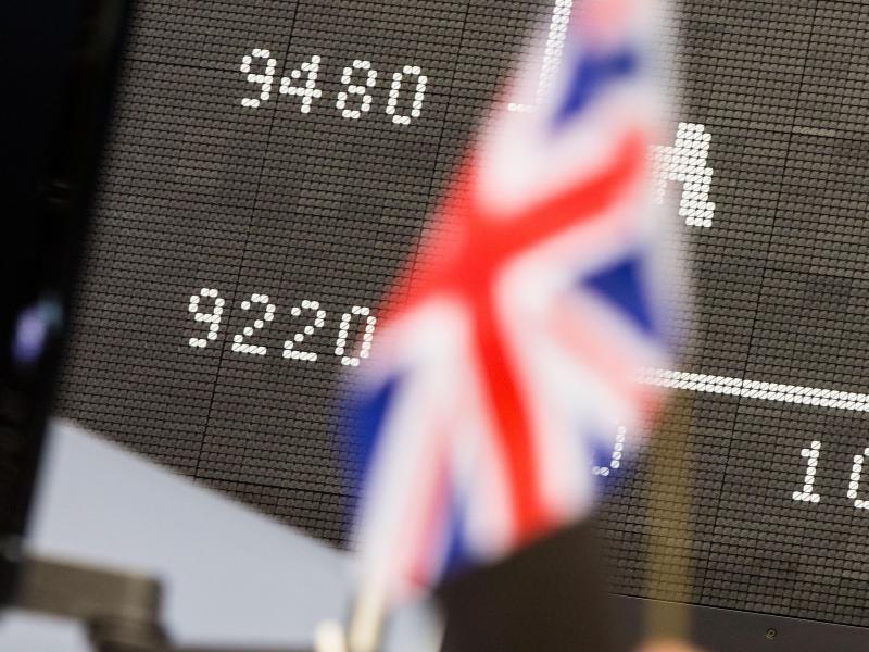 Bild zu Börse in Frankfurt/Main kämpft Brexit-Abstimmung