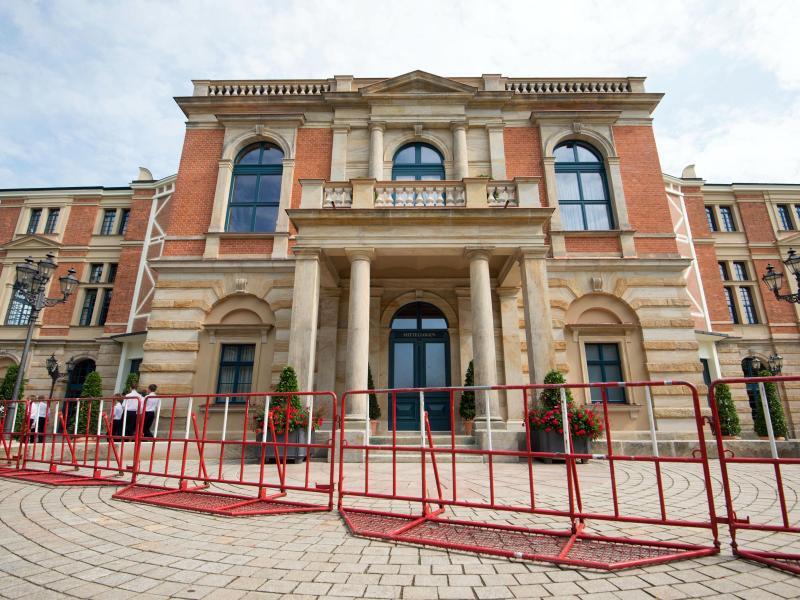 Bild zu Start der Richard-Wagner-Festspiele -