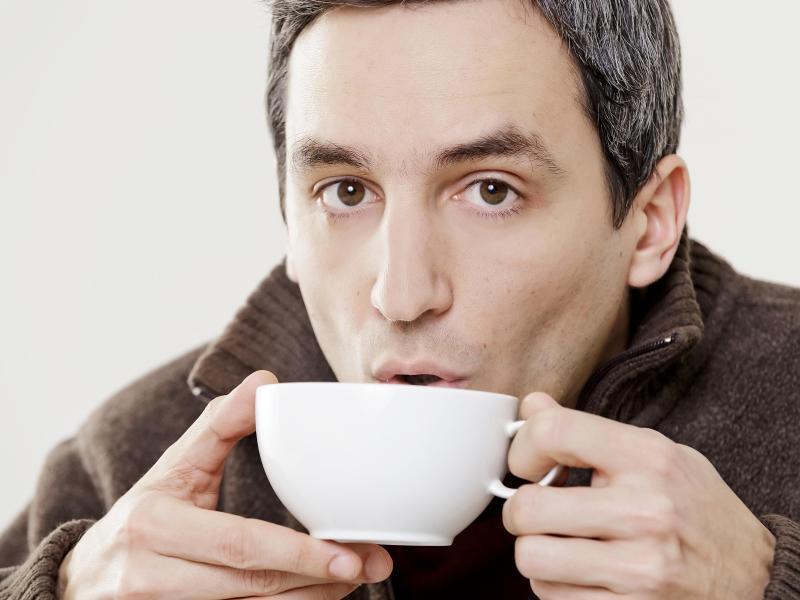 Bild zu Tee trinken tut gut