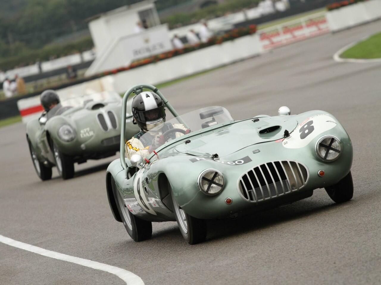 Bild zu Goodwood Revival