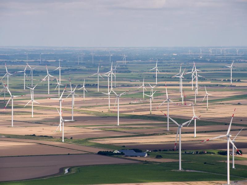 Bild zu Windenergie