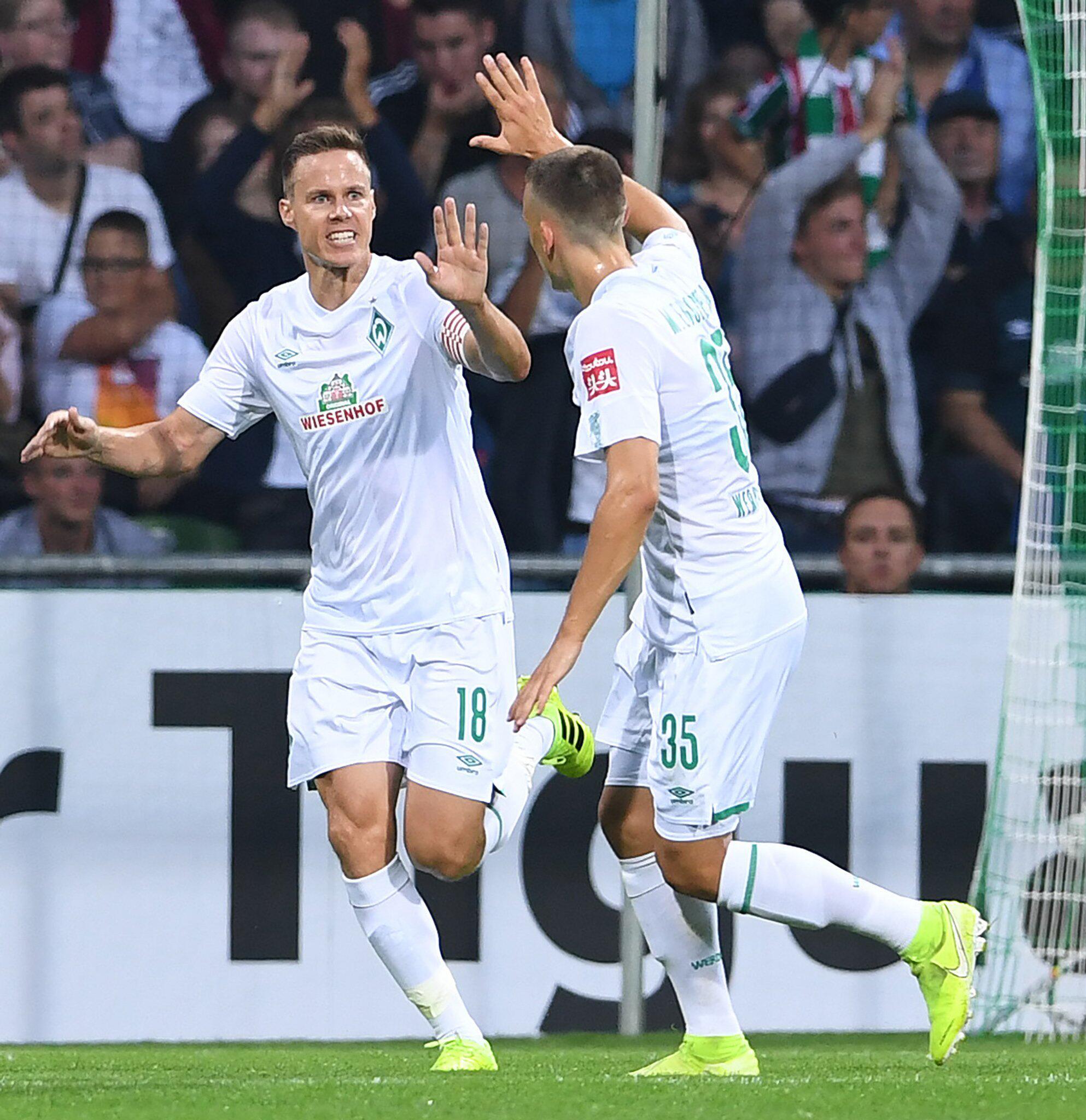 Atlas Delmenhorst Gegen Werder Bremen