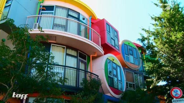 Bild zu Die verrücktesten Häuser der Welt