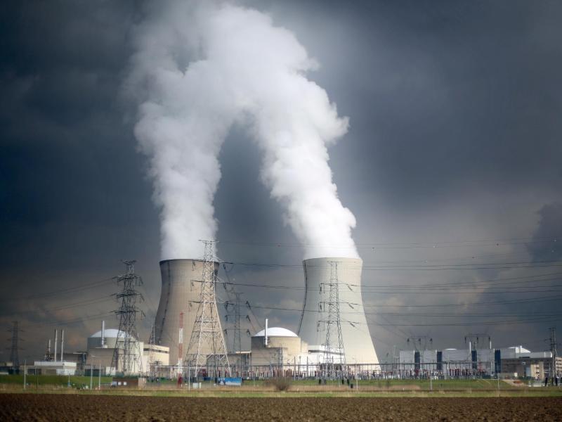 Bild zu Kernkraftwerk Doel in Belgien