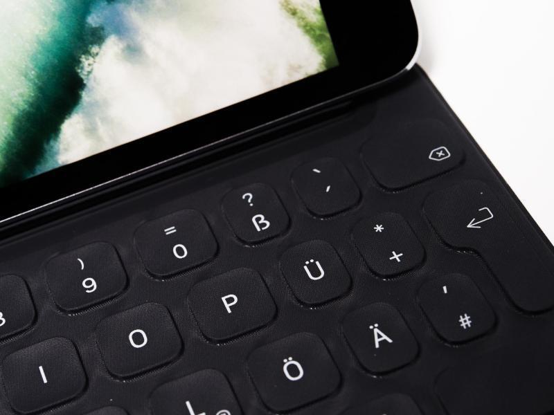 Bild zu iPad Pro mit Tastatur