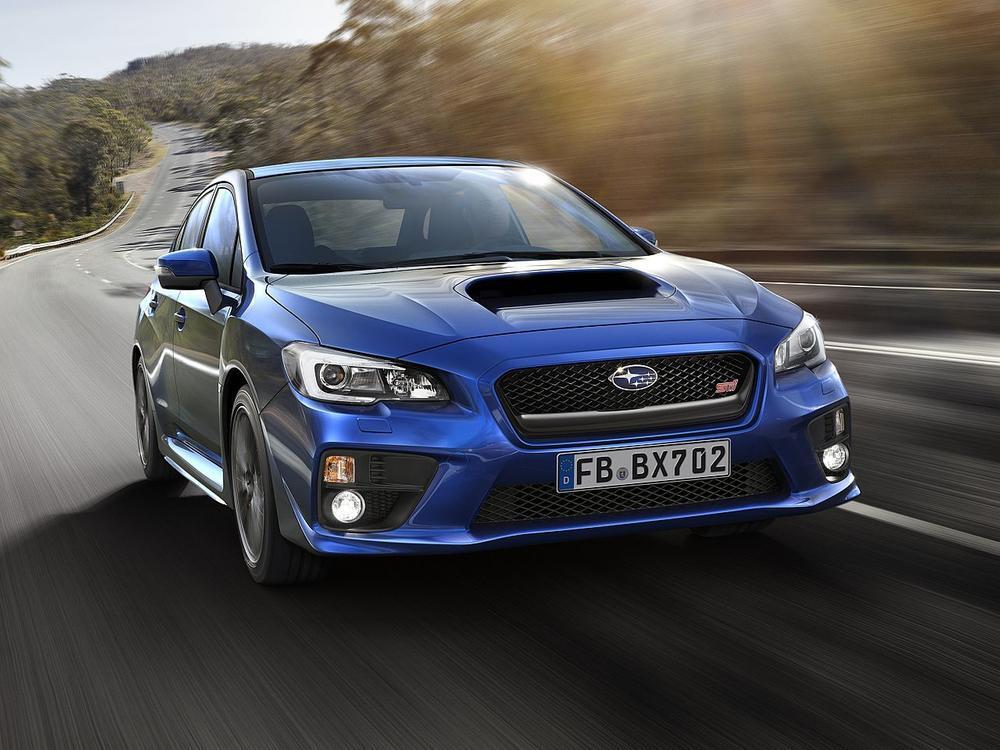 Bild zu Platz 9: Subaru