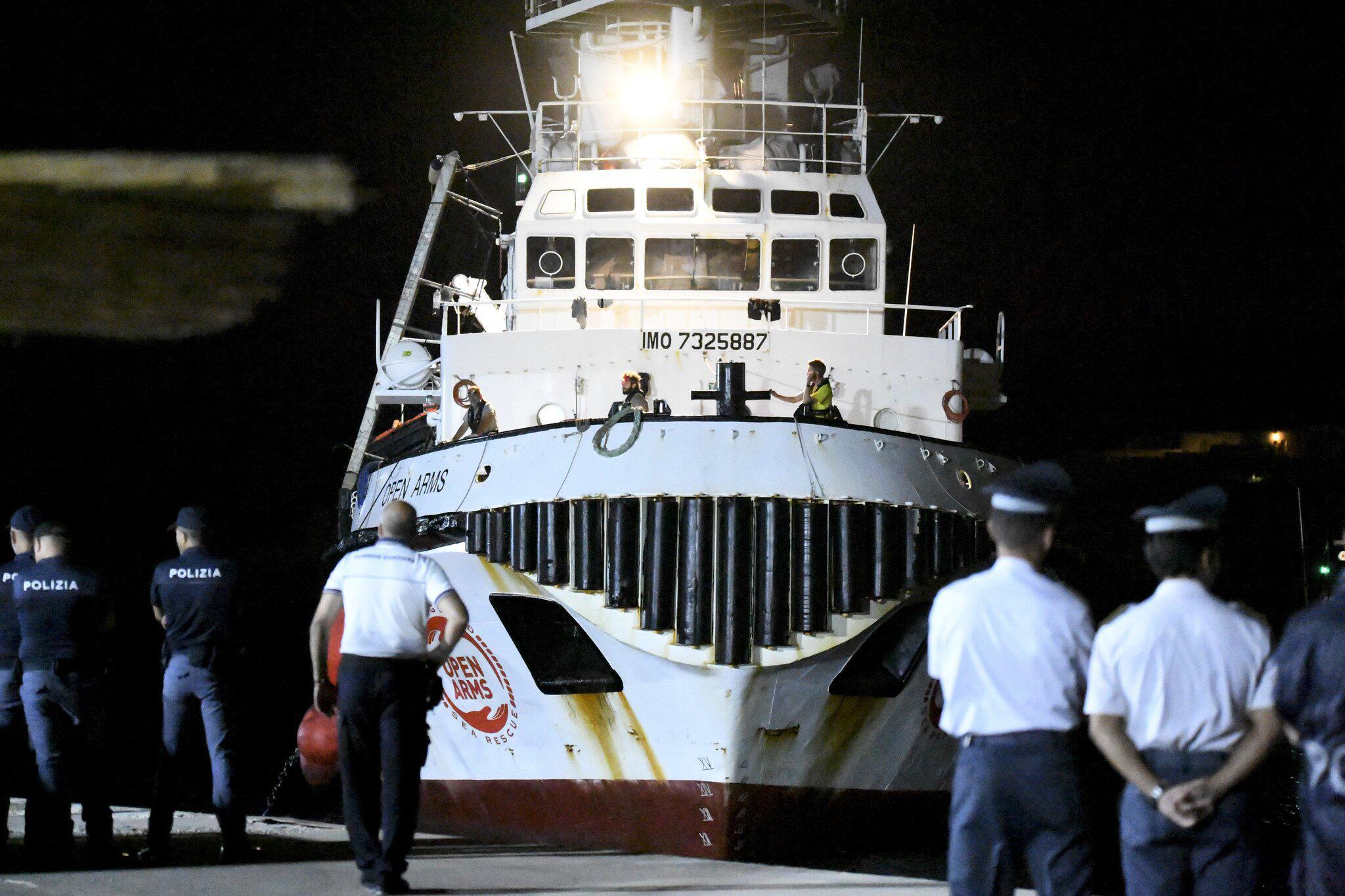 Bild zu Migranten im Mittelmeer