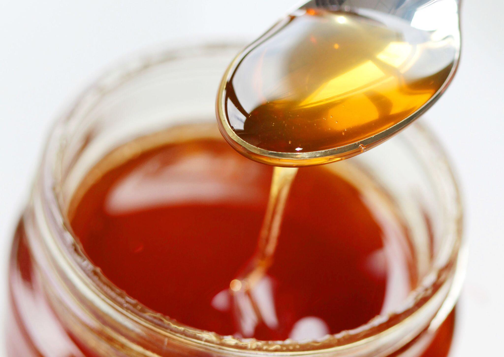 Bild zu Honig, Glas