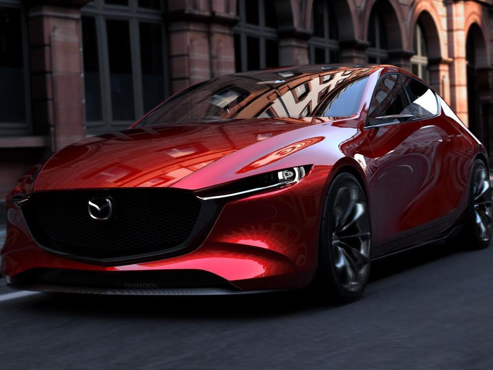 Bild zu Atemberaubendes Design: Mazda Kai Concept und Mazda Vision Coupé in Tokio