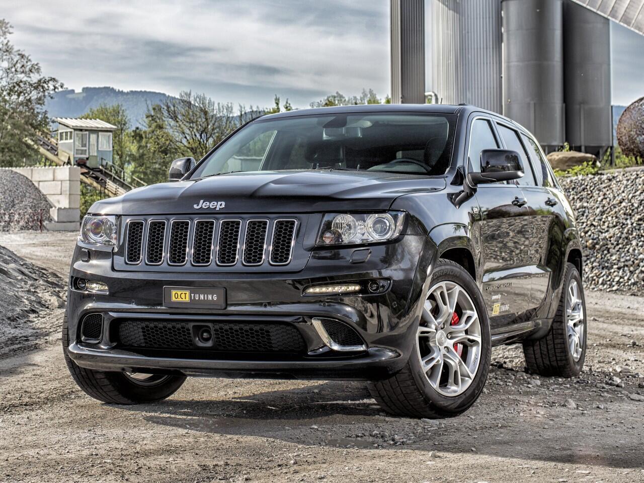 Bild zu Jeep Grand Cherokee SRT8