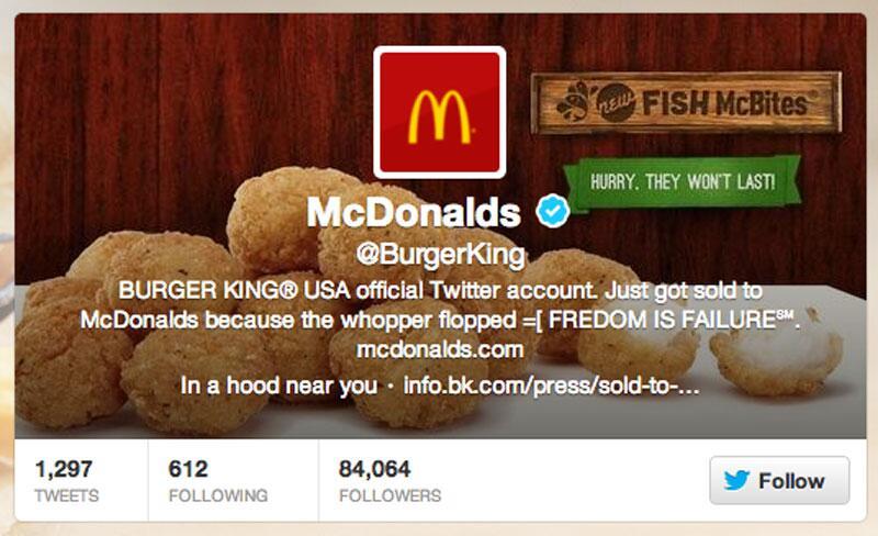 Bild zu Burger King Profil