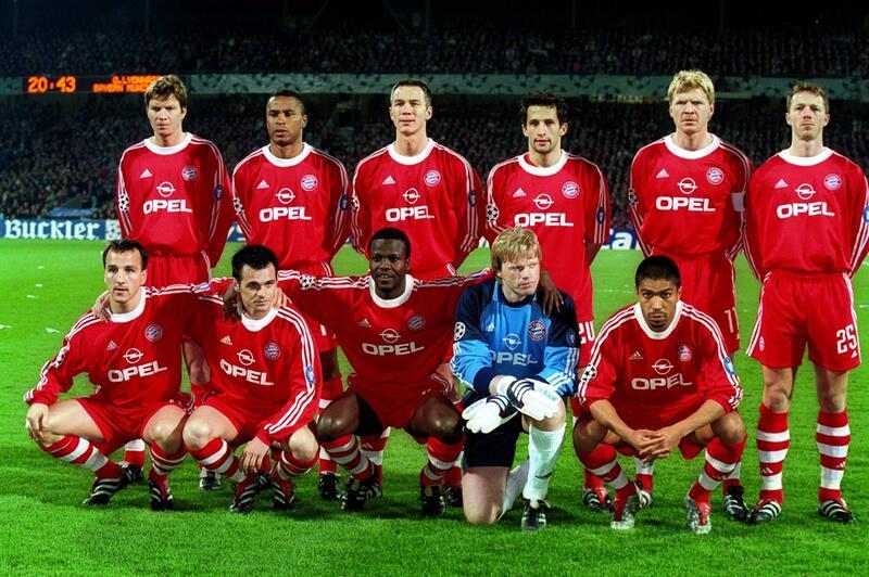 Bild zu 0:3 gegen Olympique Lyon
