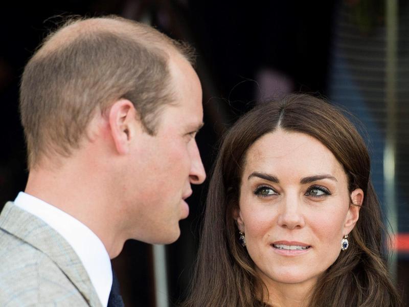 Bild zu William & Kate