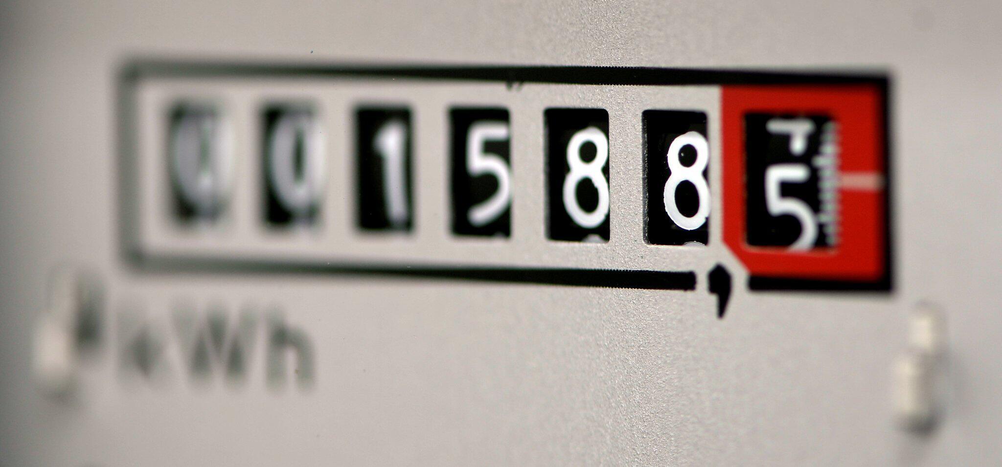 Bild zu Strompreis