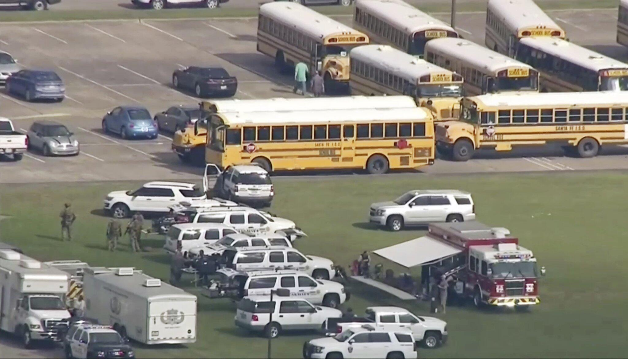 Bild zu School Shooting-Texas