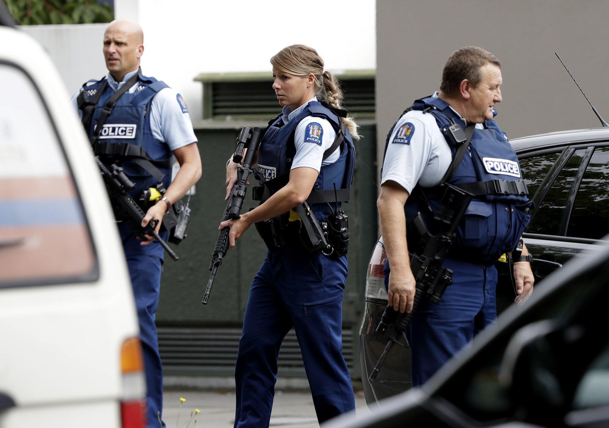 Neuseeland Moschee Video: Neuseeland: Schüsse Bei Attacken Auf Moscheen In