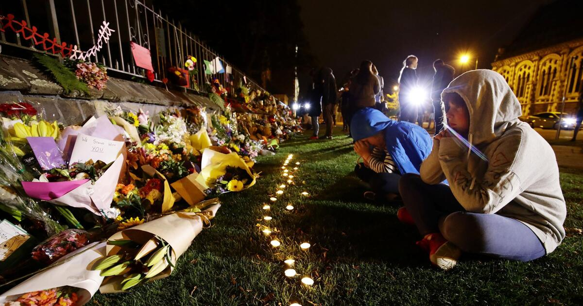 Neuseeland Moschee Video: Anschlag In Neuseeland: Moschee-Schütze Wollte