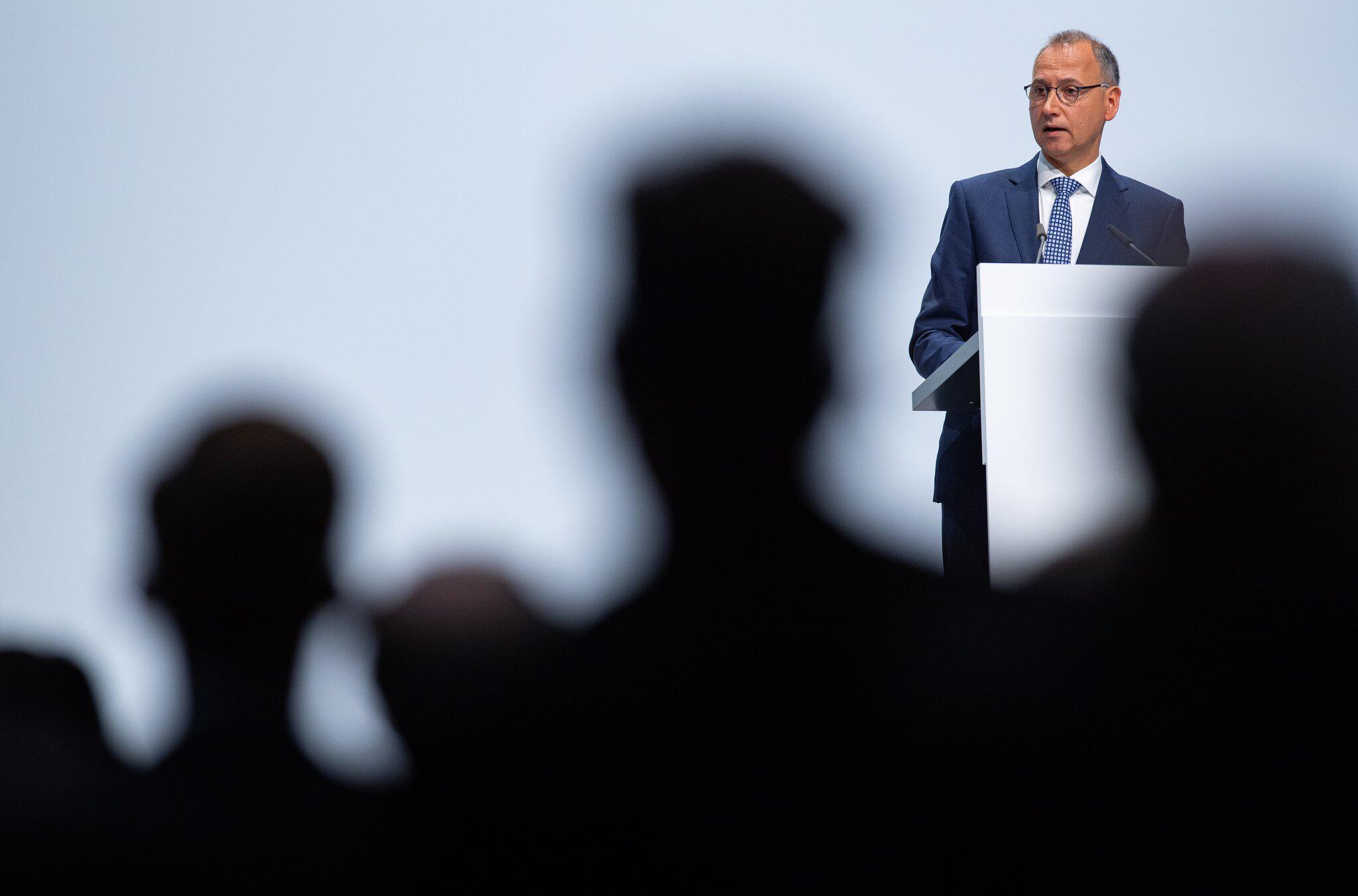 Bild zu Bayer - Hauptversammlung