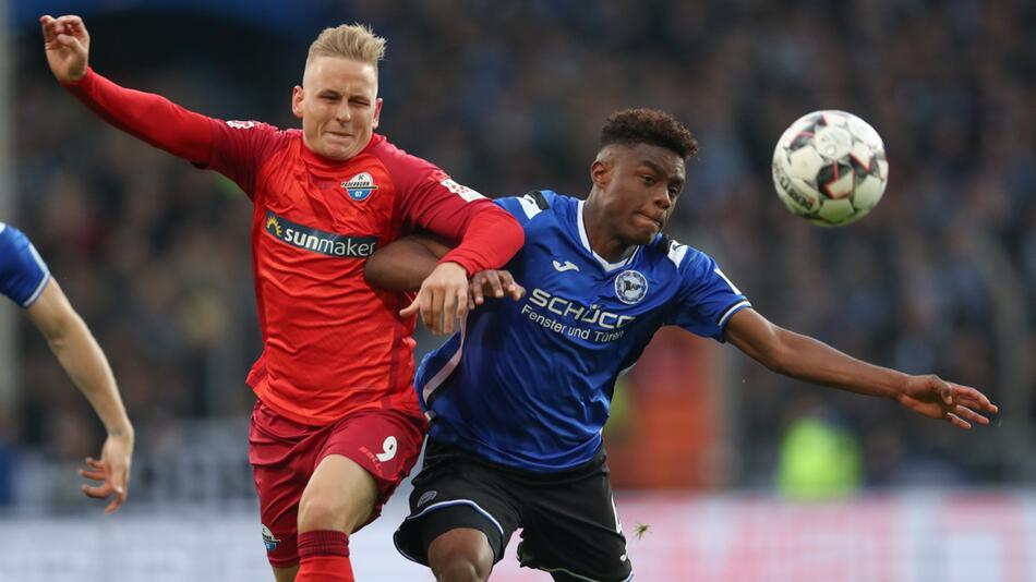 Arminia Bielefeld - SC Paderborn 07